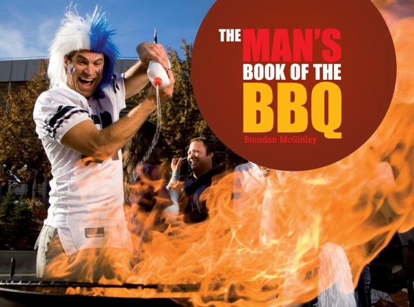 The Man's Book of the BBQ