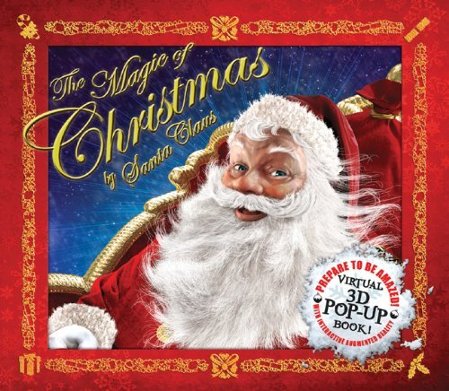 The magic of christmas by santa claus bookoutlet m4hsunfo