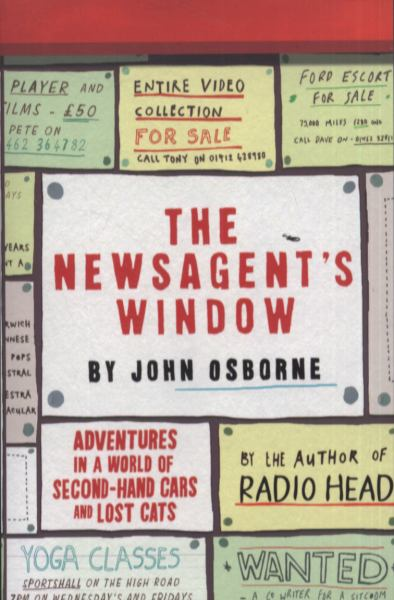 The Newsagent's Window