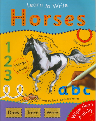 Horses (Learn To Write)
