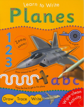 Planes (Learn To Write)