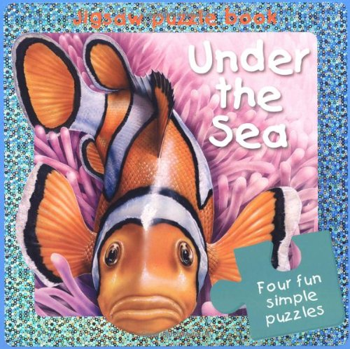 Under The Sea (Jigsaw Puzzle Book)