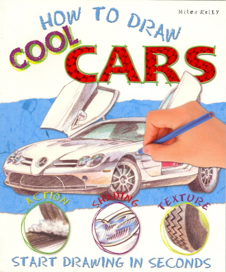 Cool Cars (How to Draw)