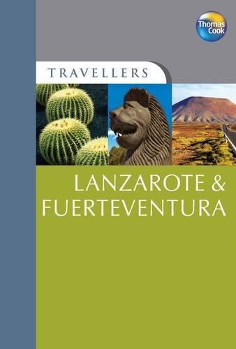 Travellers Lanzarote & Fuerteventura, 3rd (Travellers - Thomas Cook)