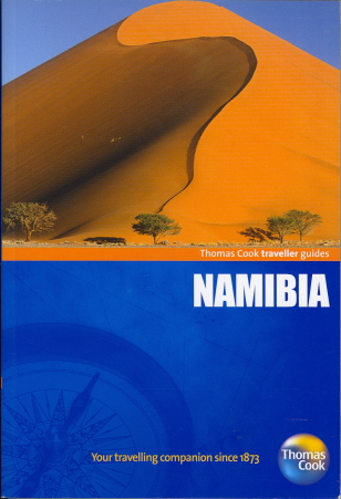 Namibia, 2nd Edition (Thomas Cook Traveller Guides)