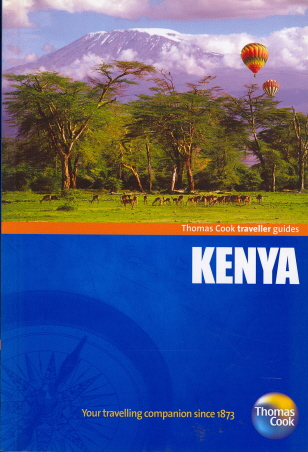 Kenya, 4th Edition (Thomas Cook Traveller Guides)