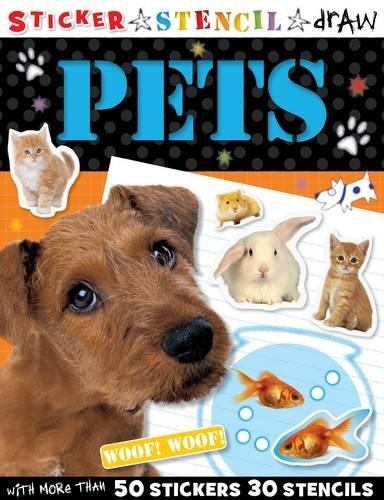 Pets (Sticker, Stencil, Draw)