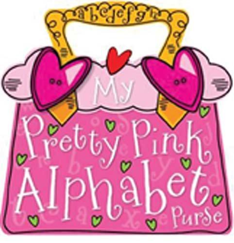 My Pretty Pink Alphabet Purse