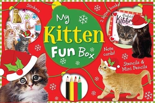 My Kitten Fun Box
