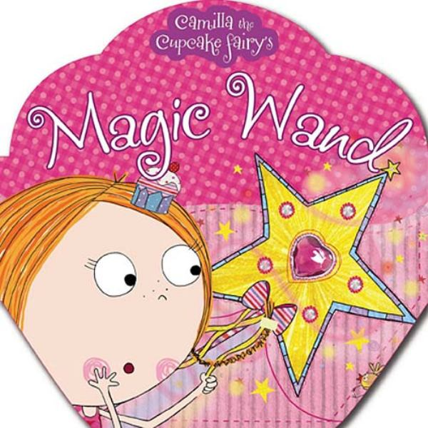 Magic Wand (Camilla The Cupcake Fairy)