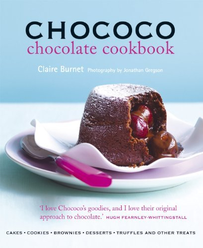 Chococo Chocolate Cookbook