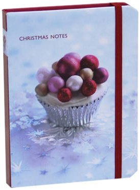 Christmas Themed Mini Notebook (Christmas Delights)