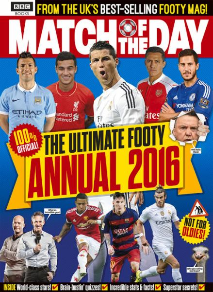 Match of the Day: The Ultimate Footy Annual 2016