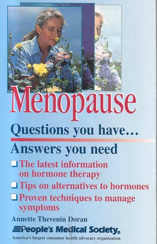 Menopause: Questions You Have... Answers You Need