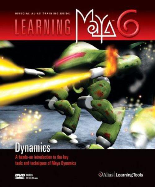 Dynamics (Learning Maya 6)