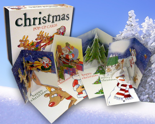 Christmas Pop-Up Cards