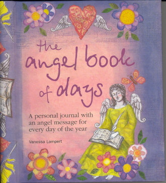 The Angel Book of Days: A Personal Journal with an Angel Message for Every Day of the Year