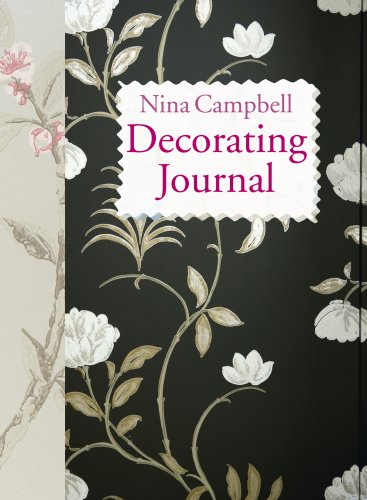 Decorating Journal