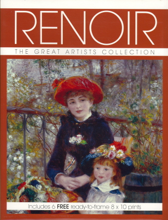 Renoir: The Great Artists Collectopm