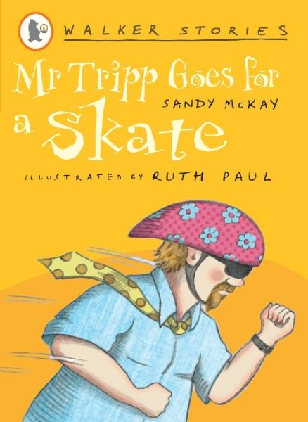Mr. Tripp Goes for a Skate