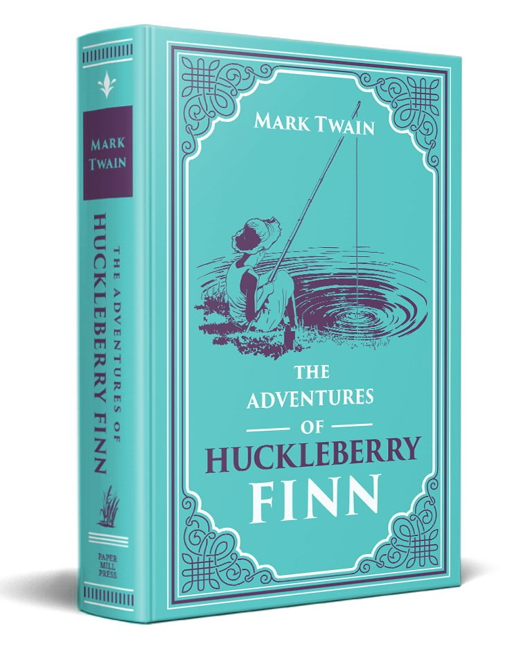The Adventures of Huckleberry Finn (Paper Mill Classics)