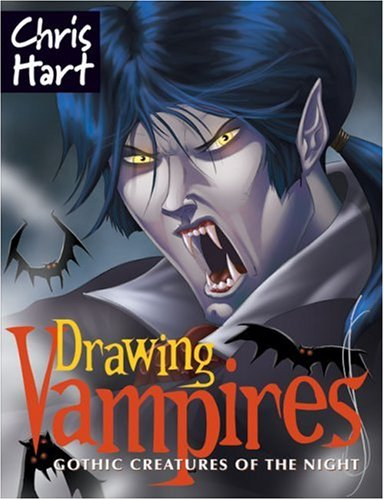 Drawing Vampires: Gothic Creatures Of The Night