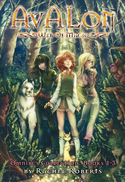 Avalon: Web of Magic (Books 1-3)