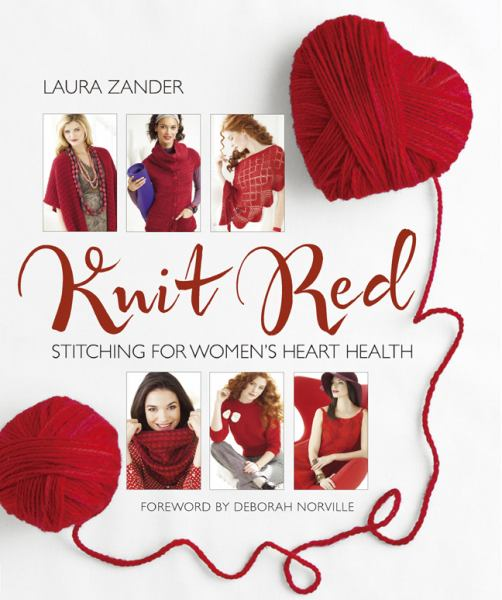 Knit Red: Stitching for Women's Heart Health
