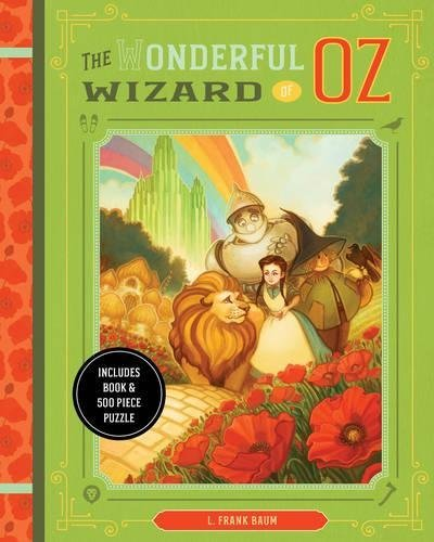 The Wonderful Wizard of Oz (Classic Book and Puzzle Set Series)
