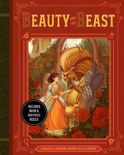 Beauty and the Beast (Classic Book and Puzzle Set Series)