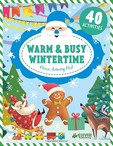 Warm & Busy Wintertime (Clever Activity Pad)