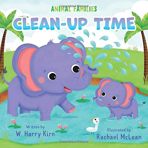 Clean-Up Time (Animal Families)