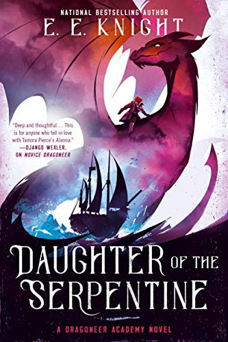 Daughter of the Serpentine (A Dragoneer Academy Novel)