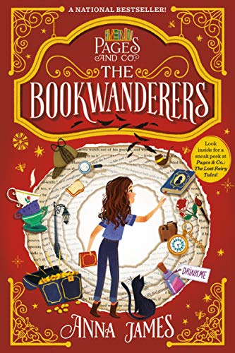 The Bookwanderers (Pages and Co., Bk. 1)