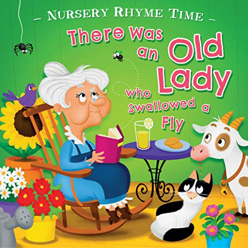There Was An Old Lady Who Swallowed a Fly (Nursery Rhyme Time)