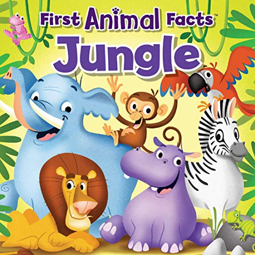 Jungle (First Animal Facts)