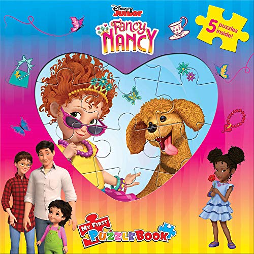 My First Puzzle Book (Disney Junior: Fancy Nancy)