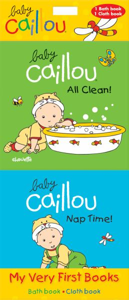 Baby Caillou: My Very First Books