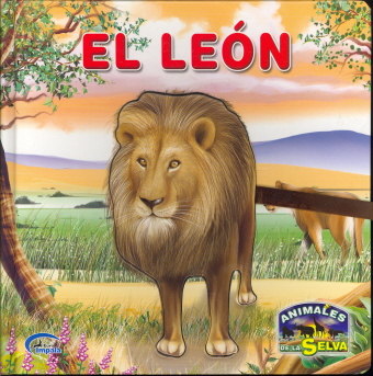 El Leon: Animales De La Selva