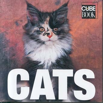 Cats (Cube Books)