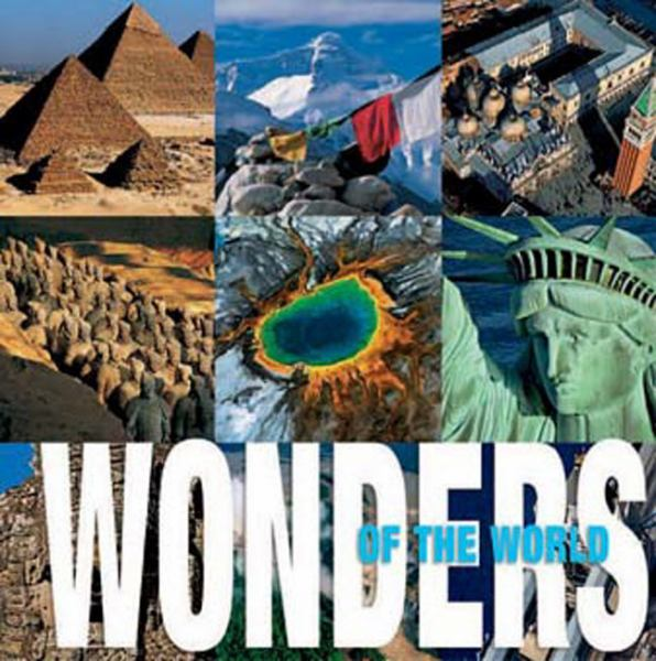 Wonders of the World (Cube Book)
