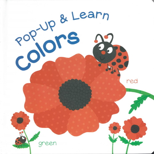 Colors (Pop-Up & Learn)