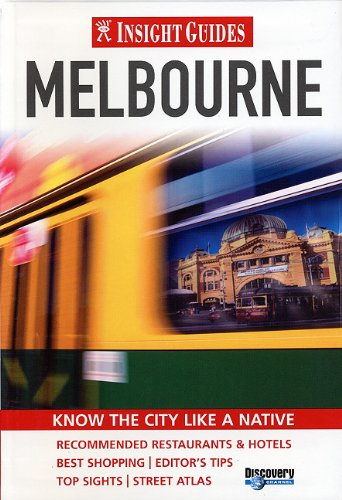 Melbourne (Insight Guide)