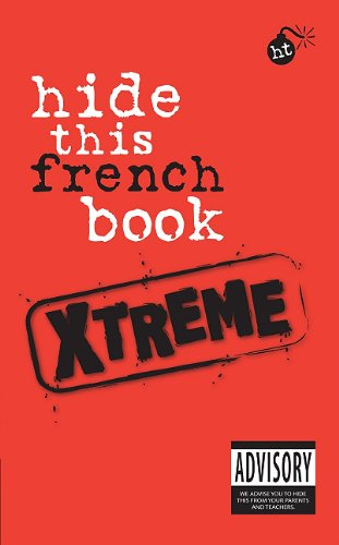 Hide This French Book Xtreme