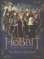 The Hobbit An Unexpected Journey: The Movie Storybook 9780007487356