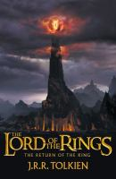 Return of the King (Lord of the Rings 3) 9780007488353