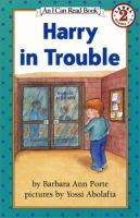 Harry in Trouble 9780060011543