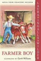 Farmer Boy (Full-Color Collector's Edition, Bk.2) 9780060581824