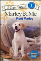 Meet Marley (Marley & Me, I Can Read! Level 1) 9780061704390