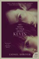 We Need to Talk About Kevin 9780062119049